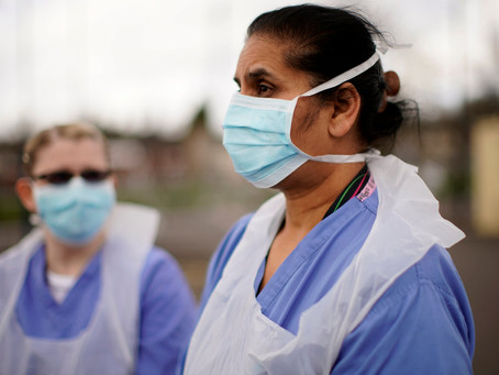 How well prepared are our NHS staff and volunteers to face the coronavirus pandemic?