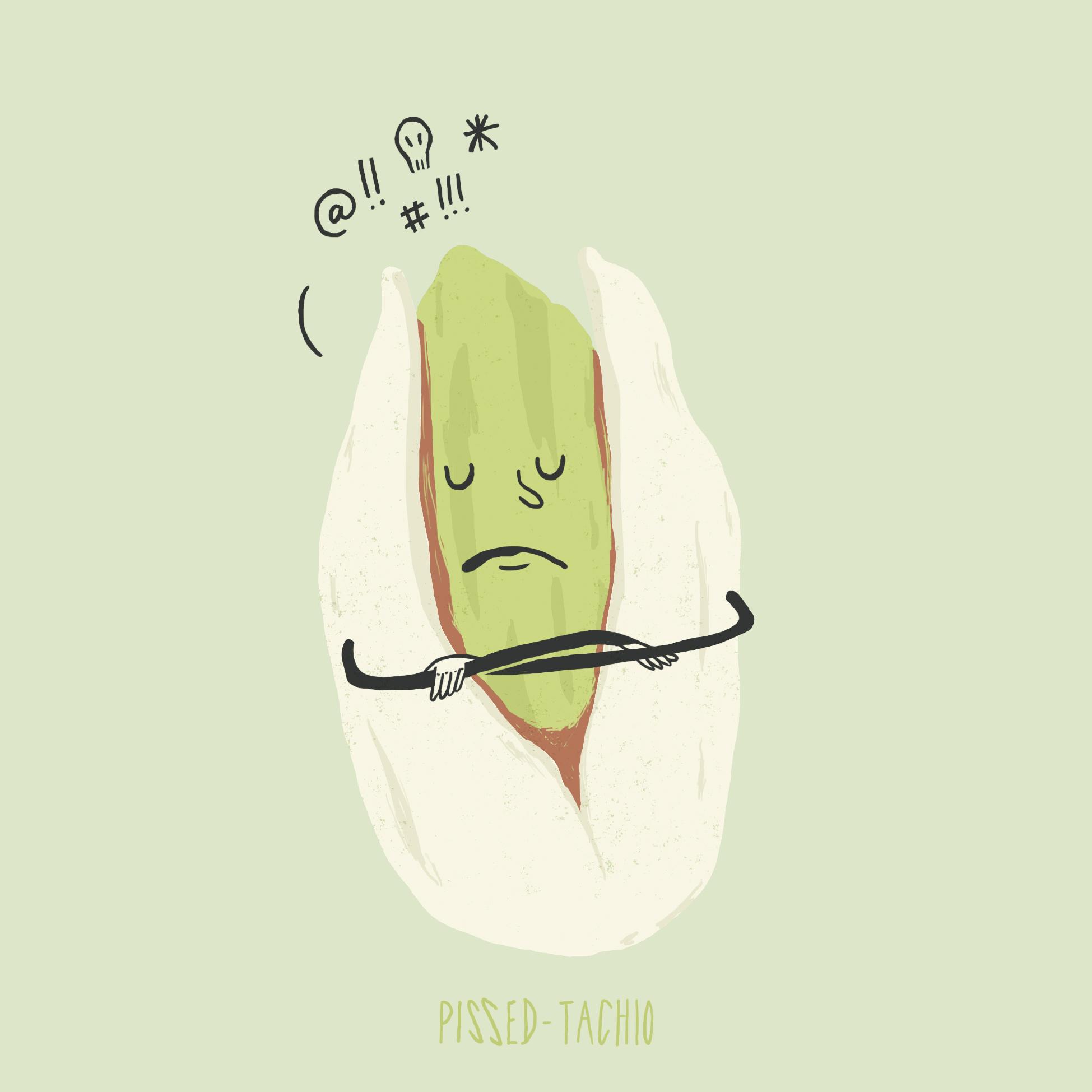 Pissed-tachio