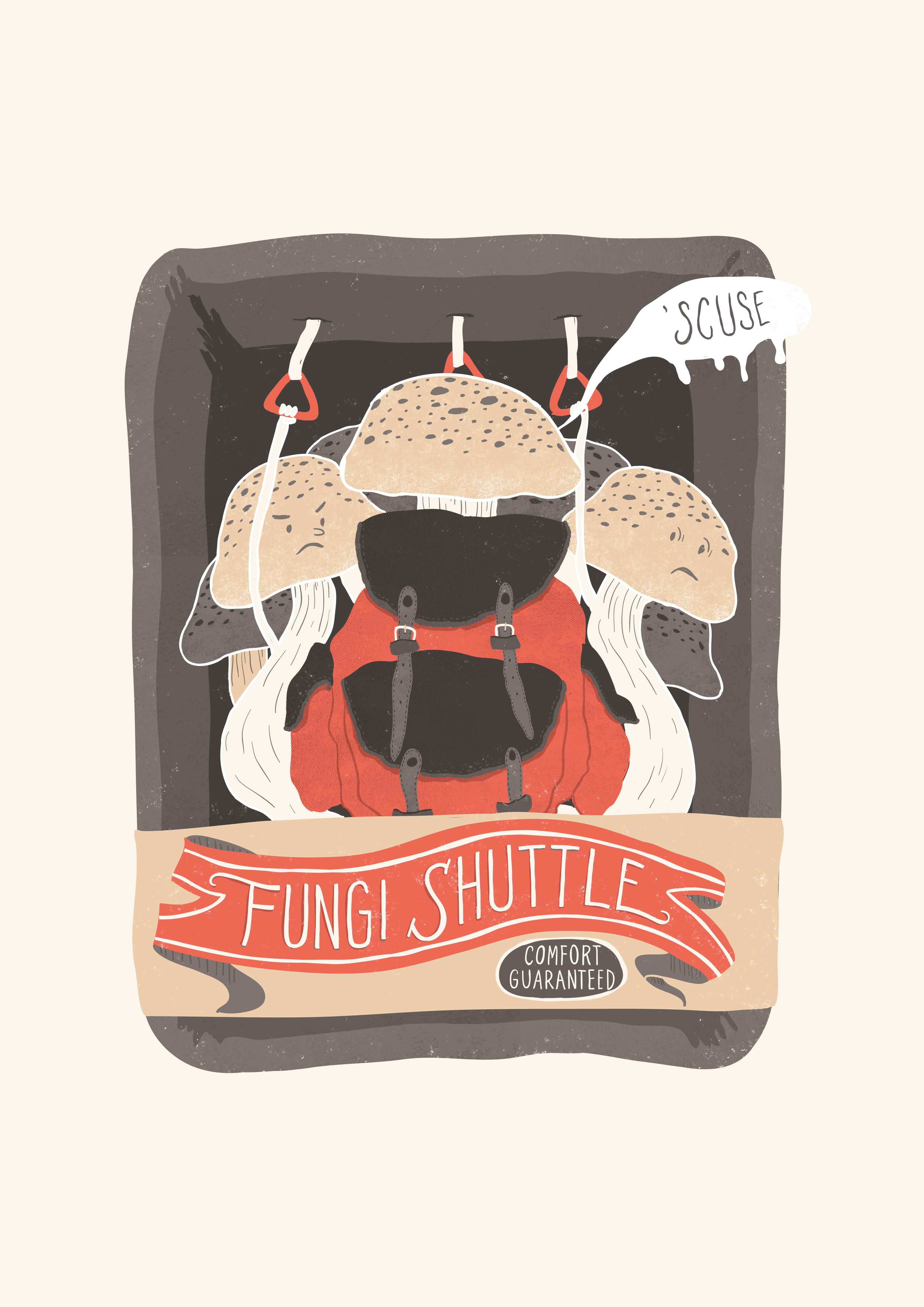 Fungi Shuttle