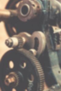 chrome-clockwork-construction-machinery-