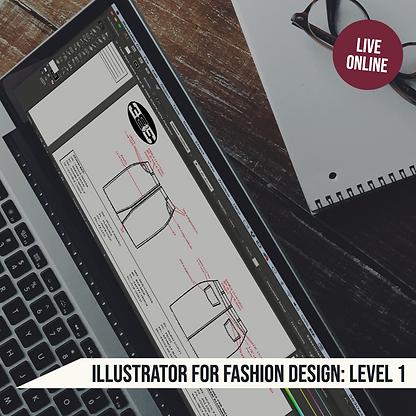 Adobe Illustrator for Fashion Design cou