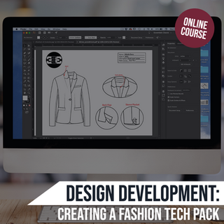 Fashion Tech Pack course