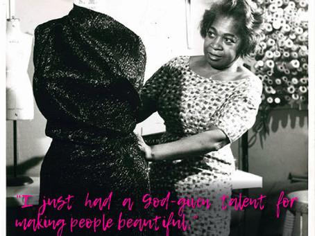 28 Days of Black Fashion History: Zelda Wynn Valdes