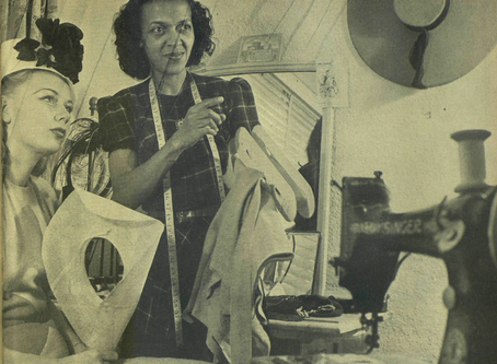 28 Days of Black Fashion History: Mildred Blount