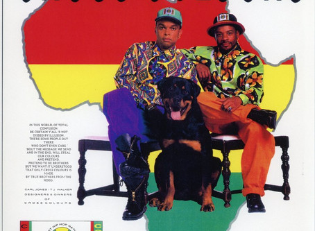 28 Days of Black Fashion History: Cross Colours