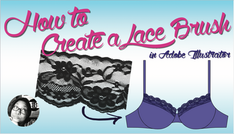 How to Create a Lace Brush in Adobe Illustrator