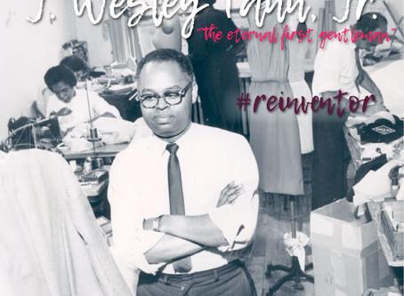 28 Days of Black Fashion History: Wesley Tann