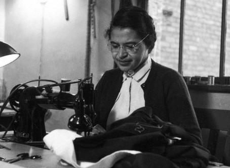 28 Days of Black Fashion History: Rosa Parks