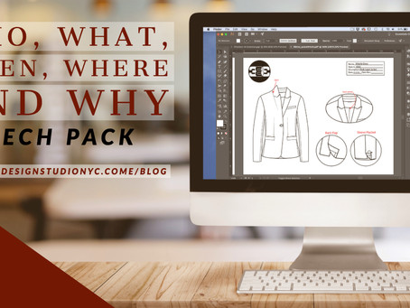 Who, What, When, Where and Why Tech Pack