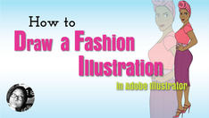 How-to-Draw-a-Fashion-Illustration-in-Il