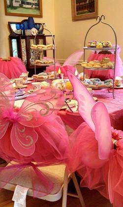 Fairy Birthday Theme Party