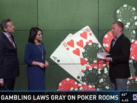 TV: Legal poker in Texas?