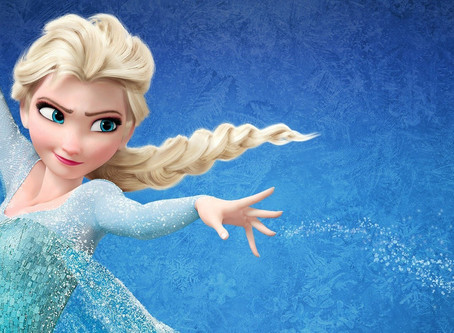 My daughter's fantastical fascination with Frozen