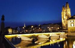 Switzerland_Zurich_Night_Bridge-web site