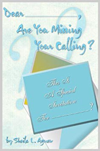 Dear _______, Are you Missing Your Calling