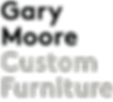Gary Moore Custom Furniture