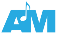 Professional Online Singing Lessons and vocal training by AM Vocal Studio Logo