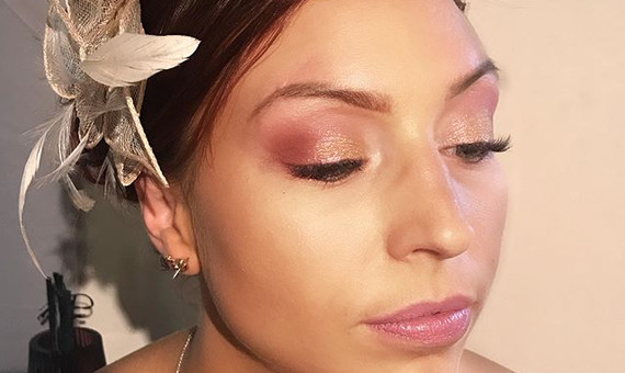 Loved creating this look on Eve this weekend for her friend's wedding.jpg