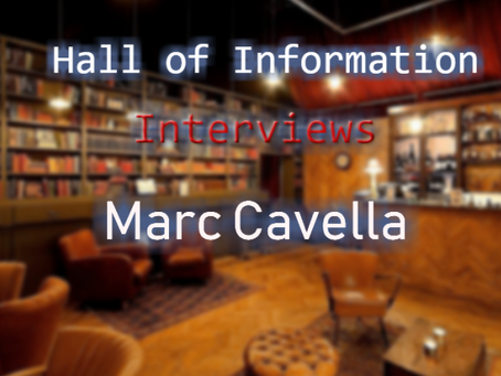 INTERVIEW: Lee's Hall of Information!