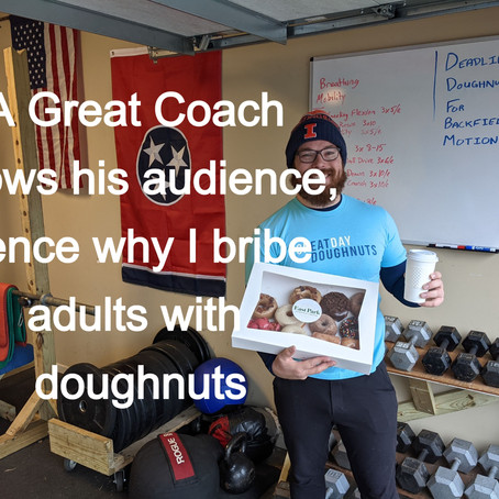 Three Principles for Training Middle Schoolers