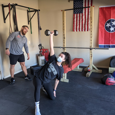 Walter White and Strength Coaching