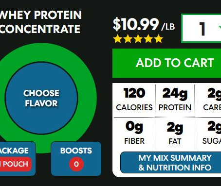 Youth Nutrition Part 2 -- Budget and Supplements