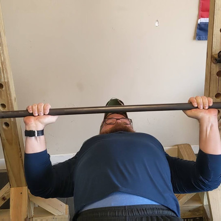 Three Bench Press Warm Up Moves You're NOT Doing