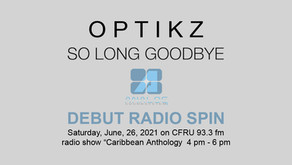 """LISTEN TO """"SO LONG GOODBYE"""" DEBUT RADIO SPIN ON YOUTUBE"""