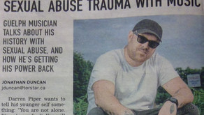 "OPTIKZ FEATURED IN ""GUELPH MERCURY TRIBUNE"" NEWS PAPER ON JUNE 27"