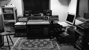 RECORDING AND PRE PRODUCTION MIXING NEW SONGS AT STUDIO A