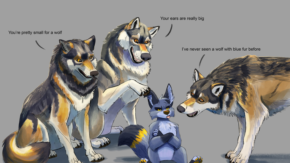 you sure you're a wolf.jpg