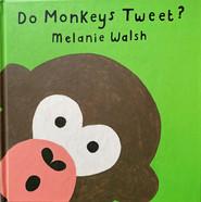 Do Monkeys Tweet
