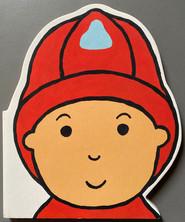 My Firefighter's Helmet