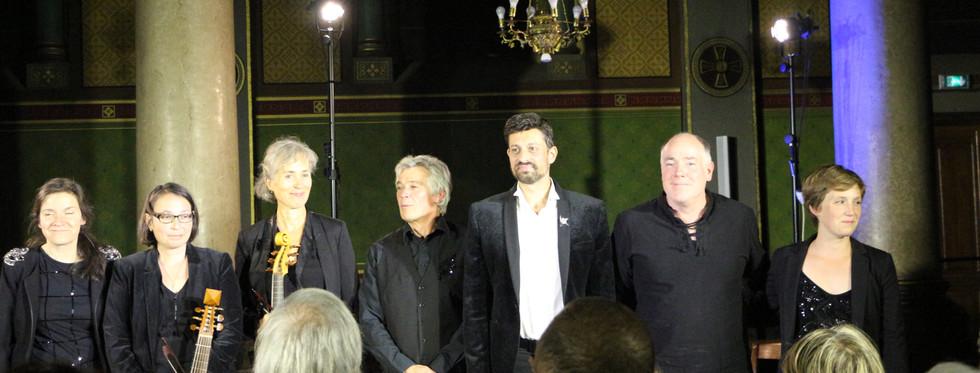 No Time in Eternity, Les Rendez-vous de Musique Ancienne, 05-10-19