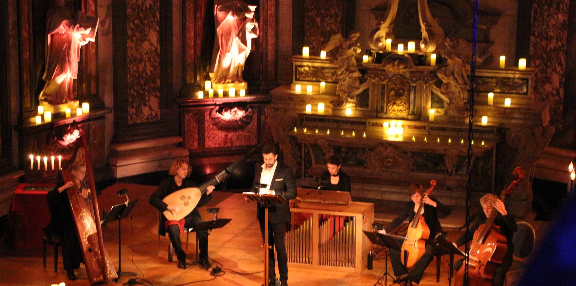 Musique sacrée dans la cité des Doges, Les Grands Concerts, 08-12-19