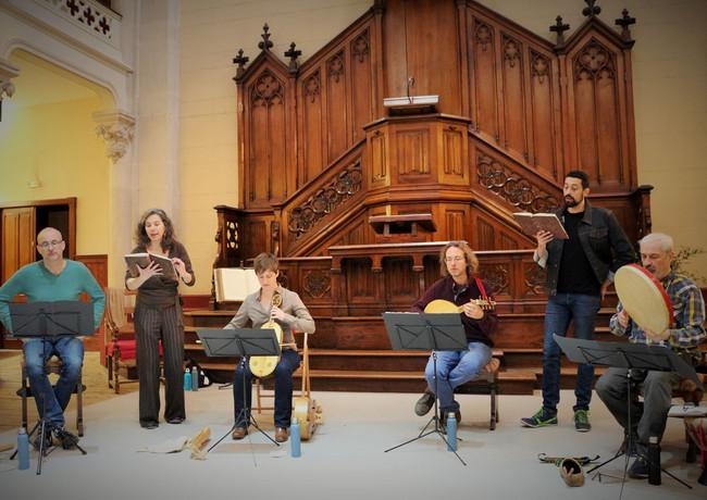 Liesse, esbatement & alegrença, Les Rendez-vous de Musique Anciennce, 09-03-19
