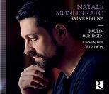 Couverture, disque Natale Monferrato, ensemble Céladon