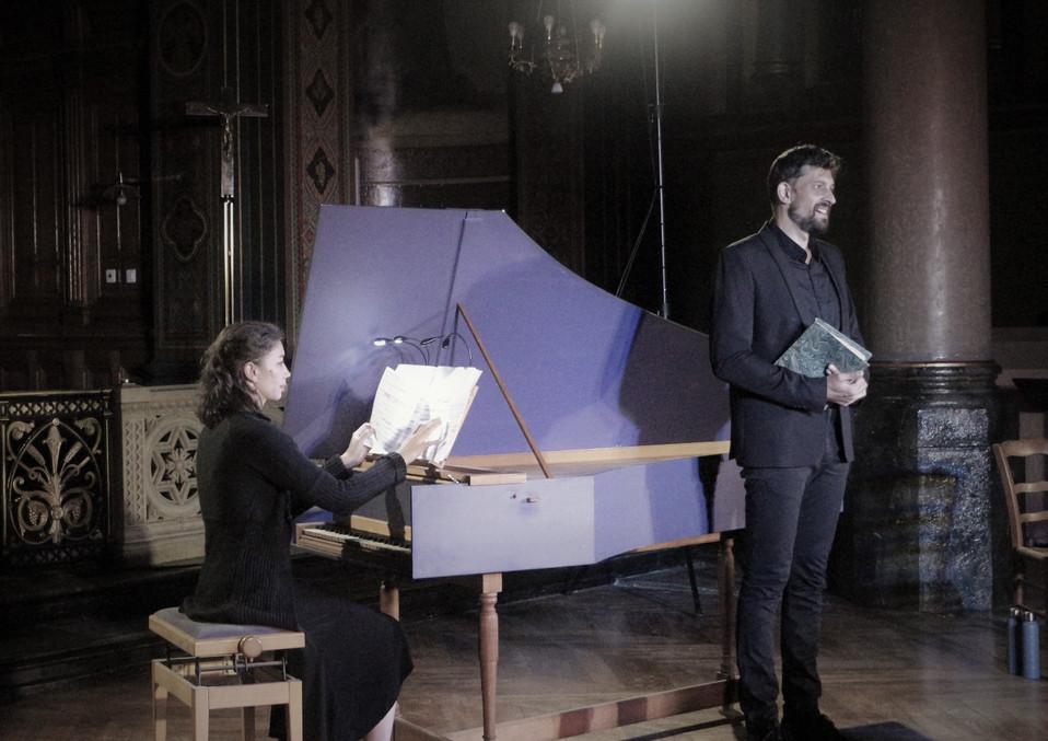 Baroque Land, Les Rendez-vous de Musique Ancienne, 12-09-19