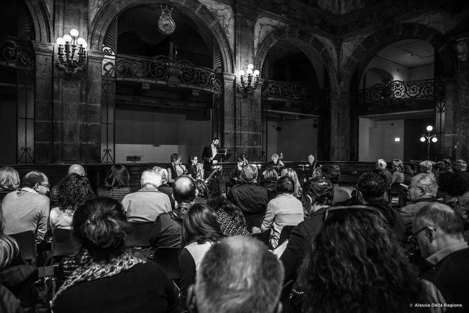 No Time in Eternity, ensemble Céladon, Naples 11-05-19