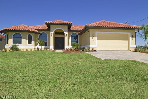 Groff Homes Cape Coral New Home Construction