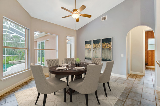 After Dining Room
