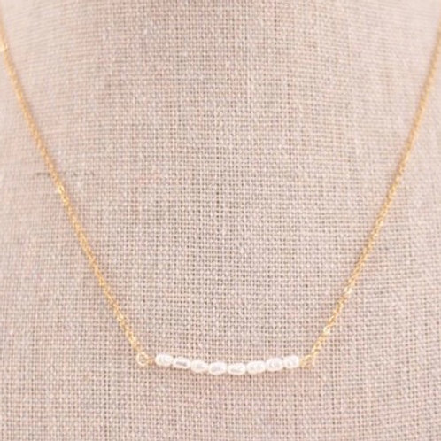Colgante Línea de perla