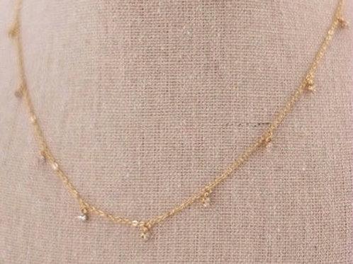 Collar Mini Diamantes