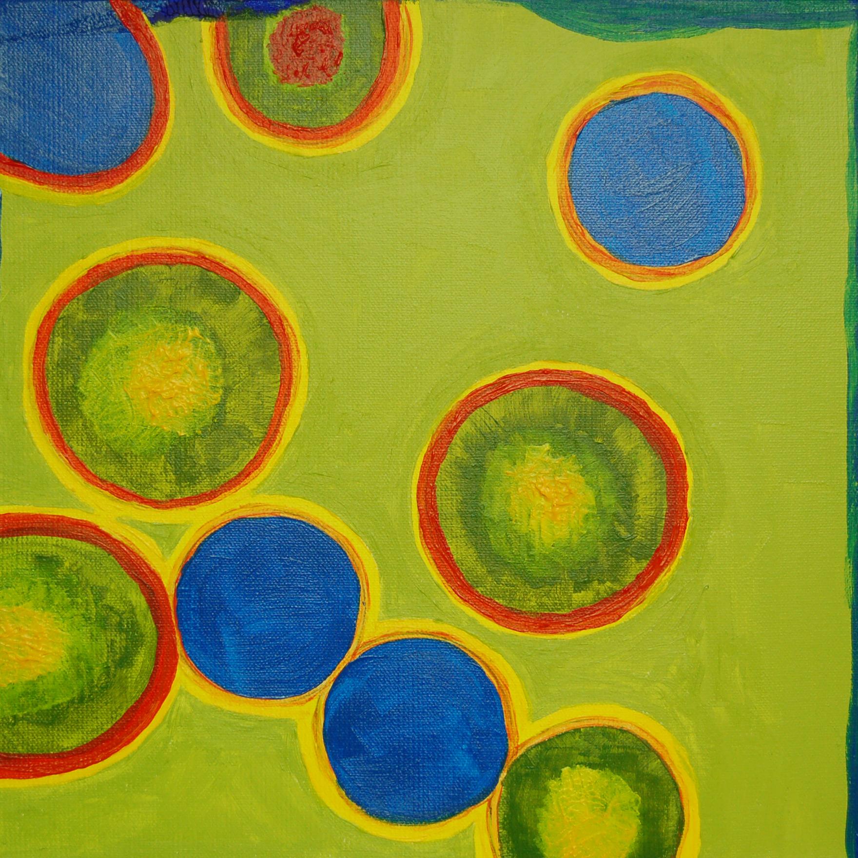 Anika Hilgemann Algae Cells