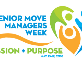 TOP Move Management Celebrates National Senior Move Managers Week