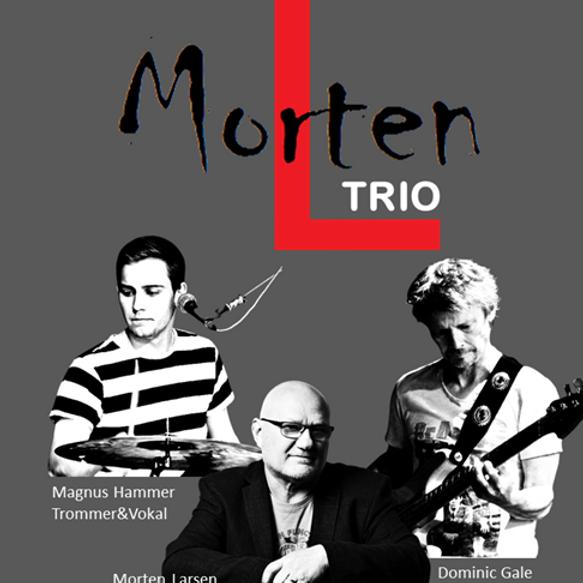 LIVE MUSIK AFTEN Morten L TRIO