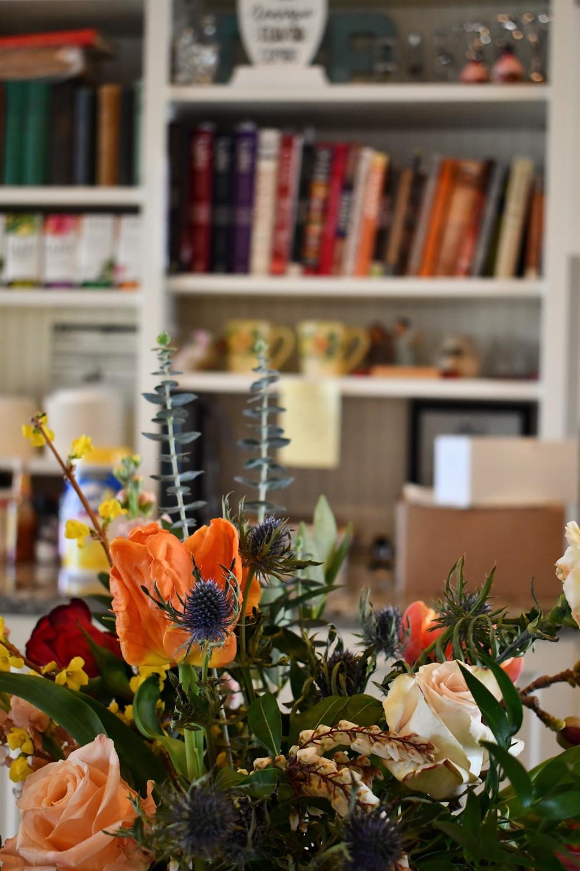 floral,flowers,arrangement,florist,boquet,bakery,tri-cities,series,courtney jette, closed,pandemic,2020,shutdown,project