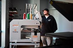 screen printing, northwest, owner, busin
