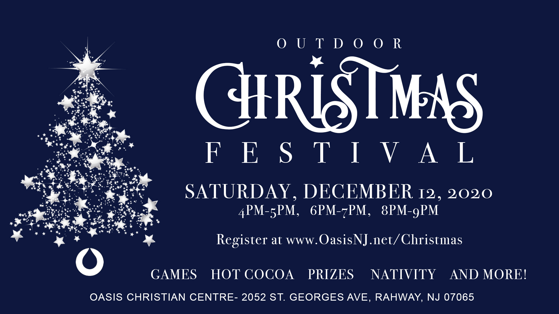 NEW CHRISTMAS FESTIVAL
