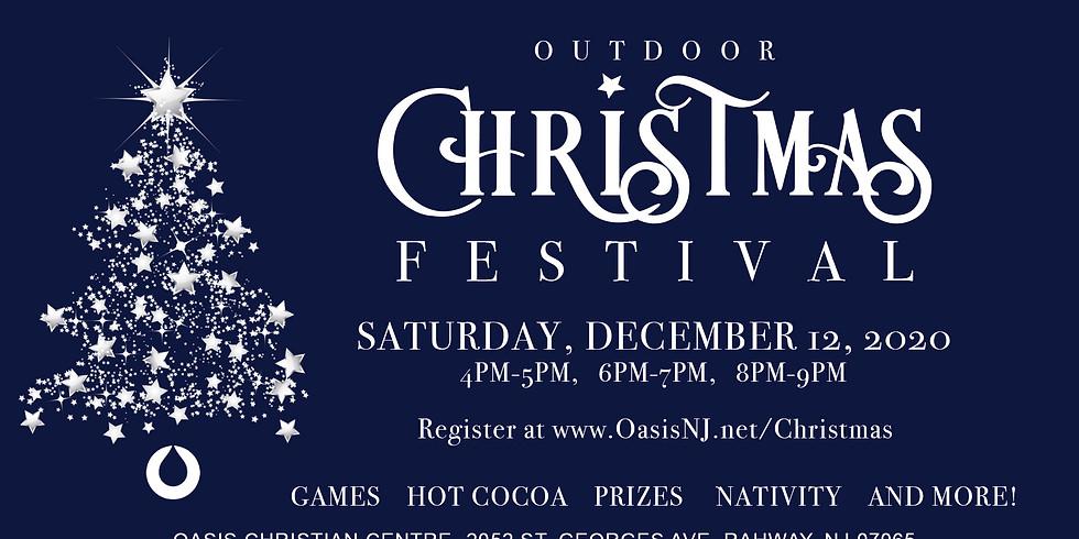 OUTDOOR CHRISTMAS FESTIVAL